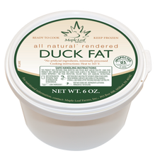 Load image into Gallery viewer, Duck Fat - (3) 6 oz tubs
