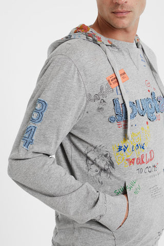 Desigual Men's Arty Sweatshirt