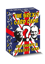 Load image into Gallery viewer, The Brexit Card Game 'Are You Kiddin?' edition