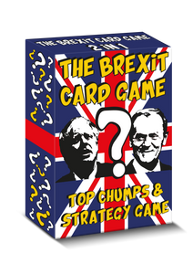 The Brexit Card Game 'Are You Kiddin?' edition