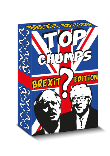 Top Chumps - 'Brexit Characters' (Pre-ORDER)