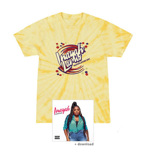 Blow Pop Yellow Tie-Dye - Inayah Lamis