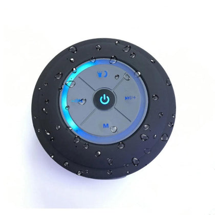 Top Quality Waterproof Wireless Portable Subwoofer Shower Bluetooth Speaker - Go Buy Dubai