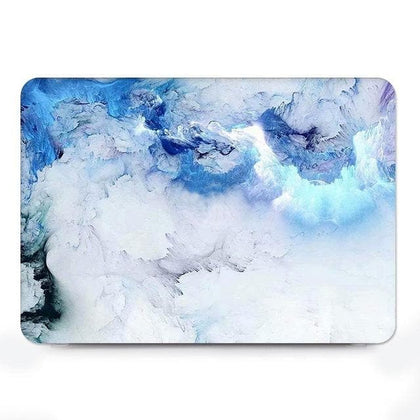 Crystal Clear Hard Cover Case For MacBook Pro 13 Inch with CD-ROM - Go Buy Dubai