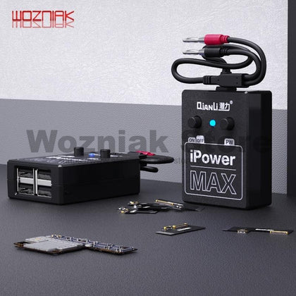 QIANLI Power Supply iPowerMAX test Cable for iPhone XS MAX X 8G 8P X 7G 7P 6S 6SP 6G 6P DC Power control Wire test line iPower - Go Buy Dubai