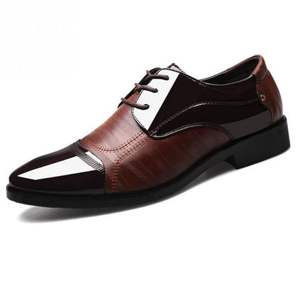 Autumn Leather High Quality Shoes Soft Casual Breathable - Go Buy Dubai
