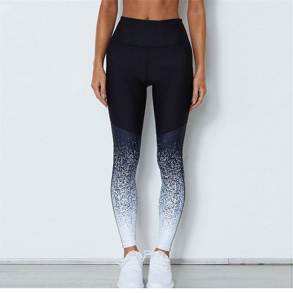 Women Leggings For Fitness High Waist Workout Wear Running Tights Gym Pants Seamless Leggings Sports Tight Breathable S-XL Pants