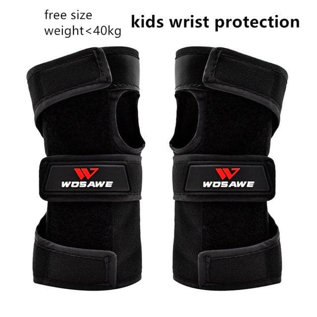 WOSAWE Protection Ski Jackets for 4-16 Child Kids Back Guard Bike Armor Gear Motorcycle Bicycle Snowboard Roller Hockey Clothes