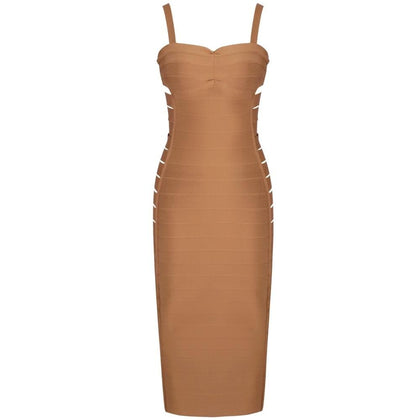 Celebrity Bandage Dresses 2020 Fall Cut Out - Go Buy Dubai