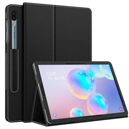 "Case For Samsung Galaxy Tab S6 10.5"",Ultra Slim Lightweight Folding Stand Soft - Go Buy Dubai"