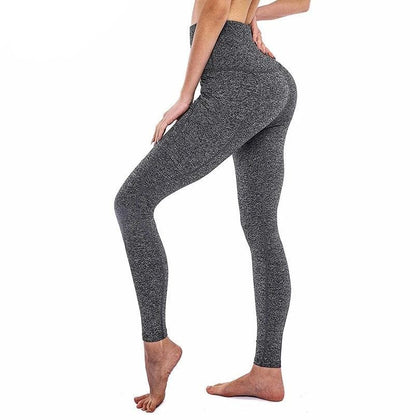 YSDNCHI Jeggings Mujer Women Leggings Plus Size Legging Solid High Waist Pocket Leisure Workout Push Up Pants Fitness Legings - Go Buy Dubai