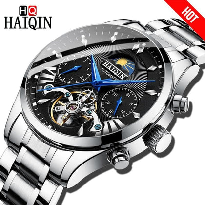 men's/mens watches top brand luxury automatic/mechanical/luxury watch men sport wristwatch - Go Buy Dubai