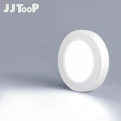 LED Downlight Mini Spot light Wall Surface Mounted Lamp 3W 5W 7W Panel Light Home Decor Cabinet Closet Indoor Lighting 220V 240V - Go Buy Dubai