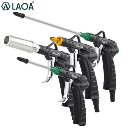 LAOA High Pressure Aluminum Alloy Blow Gun Air Gun Jet Gun Professional Cleaning Tools Dust Blow Gun - Go Buy Dubai