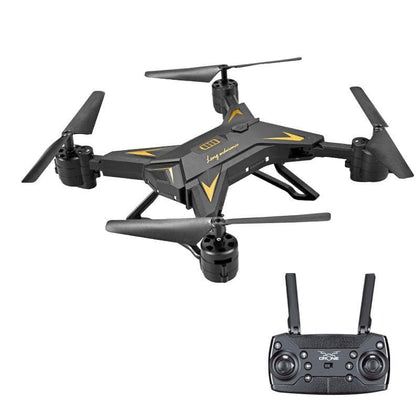 25 Mins Foldable RC Drone WIFI FPV Camera Drones 4K 1080P KY601S 2.4Ghz 4CH 6-Axis Remote Control Aircraft Quadcopter - Go Buy Dubai