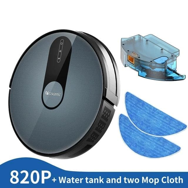 Robot Vacuum Smart Cleaner for Home & Office