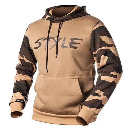 Camouflage Men Hoodie 2020 Brand  Hip Hop Sweatshirt Male Spring Autumn Fleece Hoody Tops Warm Hooded Pullovers Mens Army Coat - Go Buy Dubai