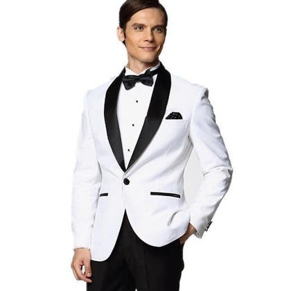 Latest Design. Wedding Party Dinner Best Man Suits Blazer - Go Buy Dubai