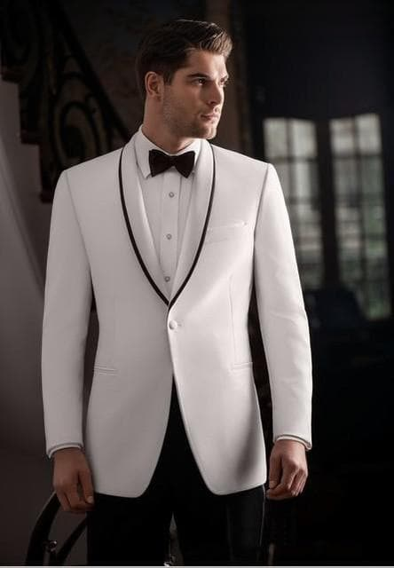 Latest Design. Wedding Party Dinner Best Man Suits Blazer