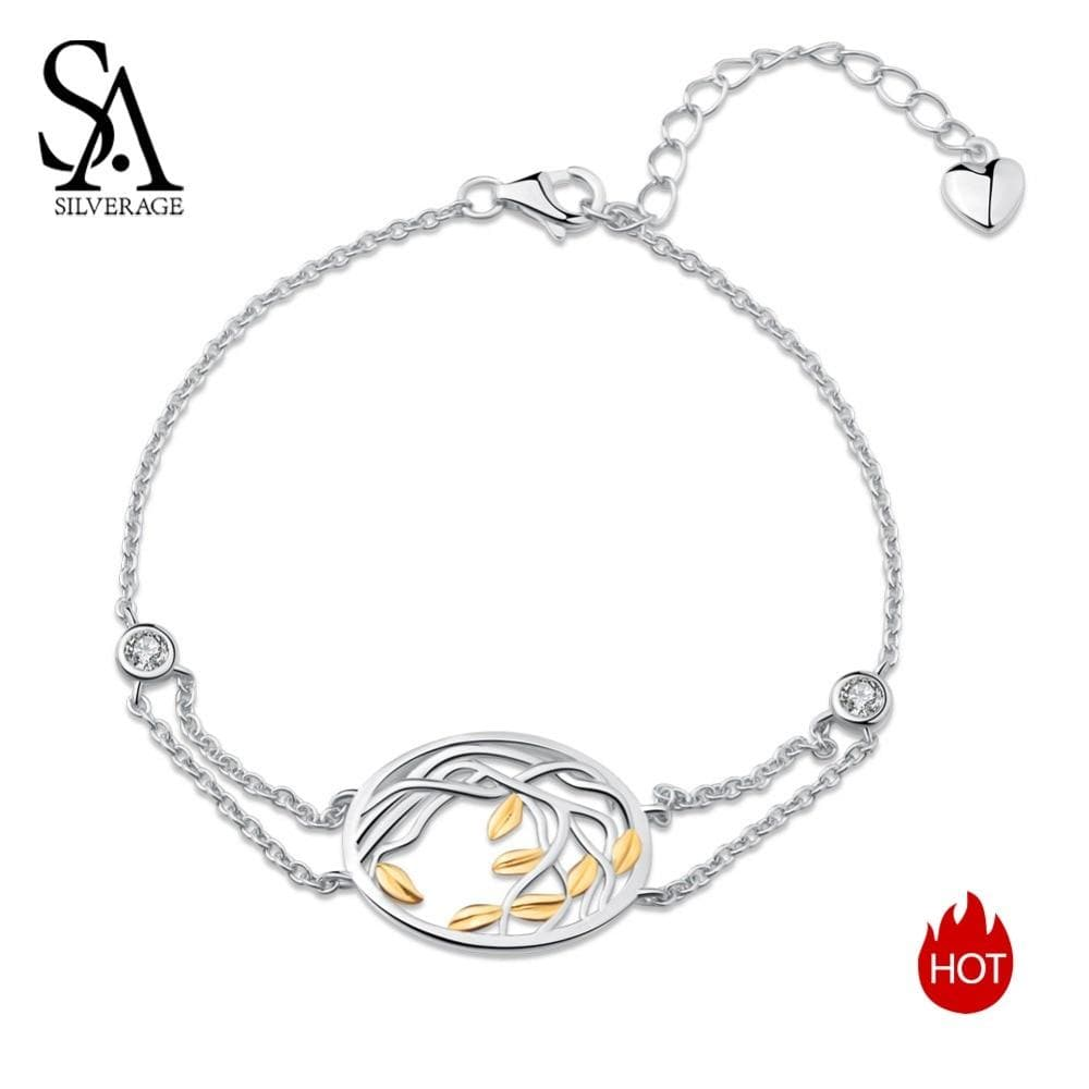 Sterling Silver Bracelets Bangles for Women