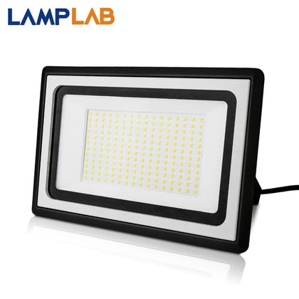 LED Flood Light 10W 20W 30W 50W 100W Floodlight LED Spotlight Outdoor Lighting Projector Reflector Wall Lamp 220V Garden Square - Go Buy Dubai