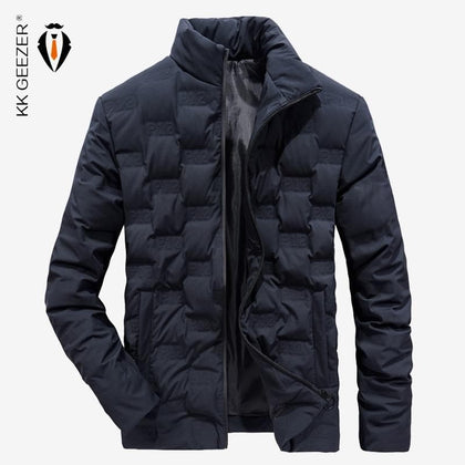 Winter Jackets Down Men Warm Coat Black Windbreak Slim 2019 Duck Outwear Military Business  anti-deformation Thick Waterproof - Go Buy Dubai