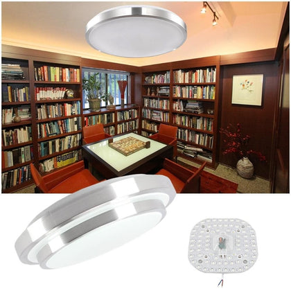 New ceiling led lighting lamps modern bedroom living room lamp surface mounting balcony 18w 24w 30w 36w 40w 48w AC 220V ceiling - Go Buy Dubai