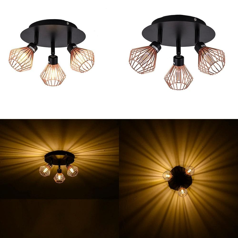 LED Ceiling Light Modern G9 Lamp Living Room Lighting Fixture Rotatable Bedroom Kitchen Surface Mounted ceiling hanging lights