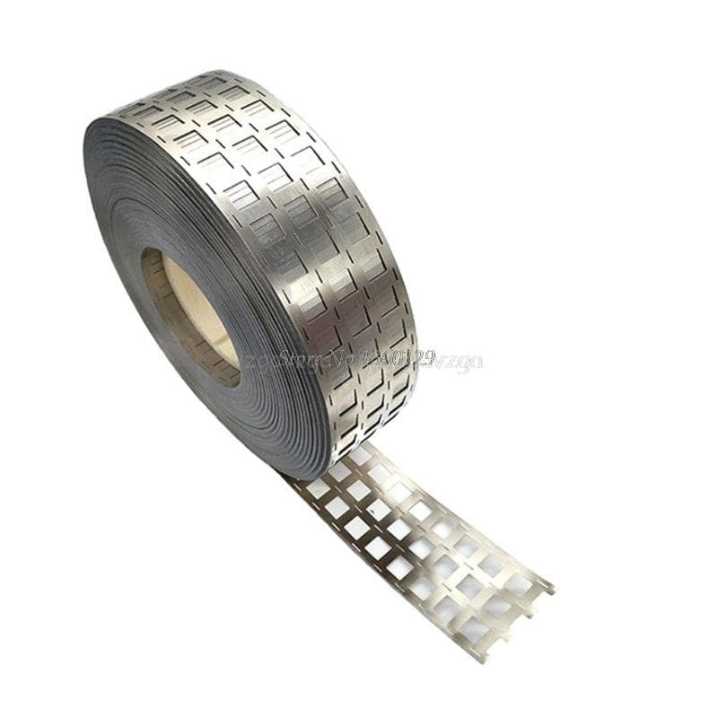 1 meter pure nickel tab 18650 li-ion battery nickel strip, battery Ni belt, EV batteries busbar nickel tape 2/3/4P 0.15mm Thick