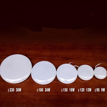 LED Surface Ceiling Round Lamp 9W 13W 18W 24W 36W LED Panel Light 85-265V LED Modern Light UFO Ceiling Light For Home Decoration - Go Buy Dubai