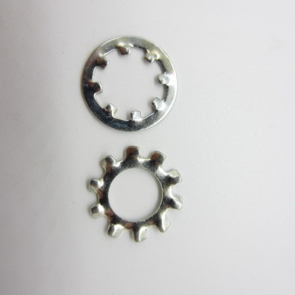 M3/M4/M5/M6/M8/M10/M12-M20 304 Stainless Steel  Internal Toothed Gasket Washer Lock Washer External Teeth Lock Washer