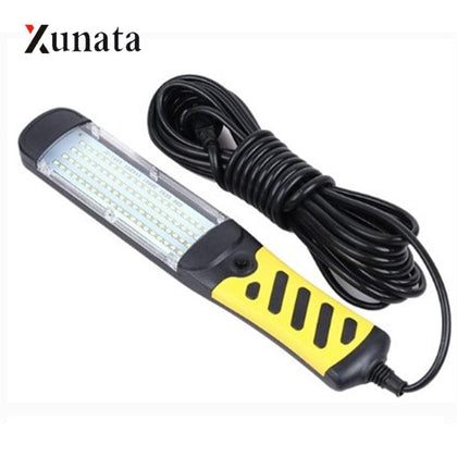Portable LED Emergency Flashlight 80LEDs 40W Safety Work Light Hanging Magnetic Car Inspection Repair Handleld Work Lamp - Go Buy Dubai