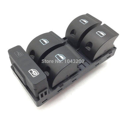 8E0959851B Hiqh Quility Electric Power Master Window Switch Button For AUDI A4 S4 B6 2003- B7 SEAT Exeo 8E0959851 / 8E0959851D - Go Buy Dubai