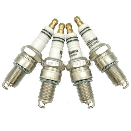 4pcs/lot IRIDIUM spark plug EIX-BPR6 for BPR6ES BPR6EIX BPR6EGP IW20 IW16 PW20TT W20EXR-U XP63 XS63 RS35 VW20 WR7DS N10PY - Go Buy Dubai