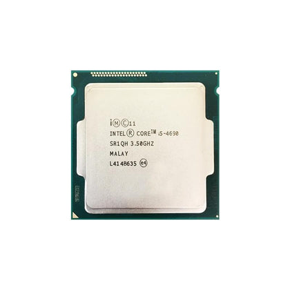 Intel Core i5 4690 CPU Processor 3.50Ghz Socket 1150 Quad Core Desktop SR1QH - Go Buy Dubai