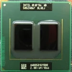 Original lntel Core CPU Q9000 2.00GHz 6M Q 9000 Quad-Core Processor SLGEJ Mobile CPU Laptop processor - Go Buy Dubai