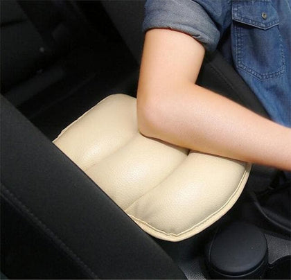 Atreus Soft PU Car Armrests Seat Cover Arm Rest Pad For Lexus Hyundai Solaris IX35 Tucson Accent Citroen C4 C5 C3 xsara picasso - Go Buy Dubai