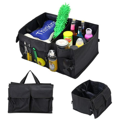 Car trunk storage bag for Peugeot RCZ 206 207 208 301 307 308 406 407 408 508 2008 3008 4008 5008 Accessories - Go Buy Dubai
