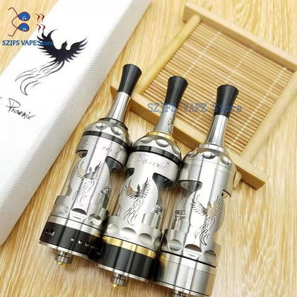 Phoenix Fire Bird RTA RBA rebuildable dripping atomizer tank ego 510 classic atomizer FireBird e cigarette vs kylin v2 m - Go Buy Dubai