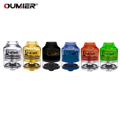 Original NANO RDTA Tank 2ml Capacity Top Filling & Airflow System 22mm E-Cigarettes Vape Atomizer WASP NANO RDTA - Go Buy Dubai