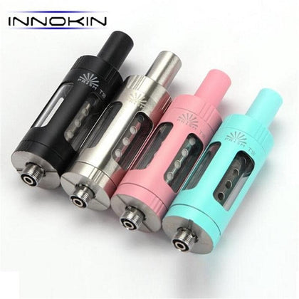 Original T18 Tank 2.5ml Capacity Top-filling 1.5ohm Coil Atomizer for E-Cigarettes Innokin ENDURA T18 Starter Kit - Go Buy Dubai