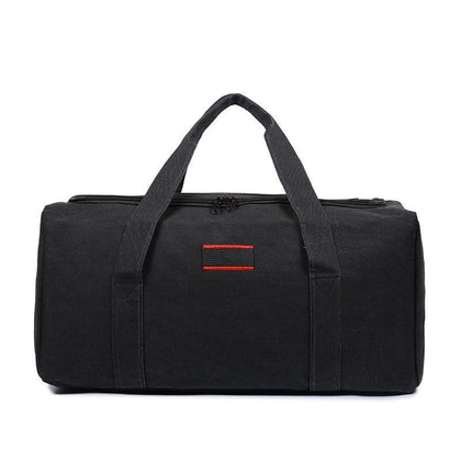 Wholesale Canvas Men Travel Bags Carry on Luggage Bags Men Duffel Bag Travel Tote Large Weekend Bag Overnight high Capacity 2019 - Go Buy Dubai