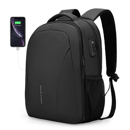 Mark Ryden 15.6inch Laptop Backpack NO Key TSA Anti Theft Men Backpack Travel Teenage Backpack Bag Male Bagpack mochila - Go Buy Dubai