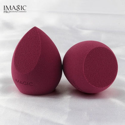 IMAGIC Makeup Sponge Professional Cosmetic Puff For Foundation Concealer Cream Make Up Soft Water Sponge Puff Wholesale - Go Buy Dubai