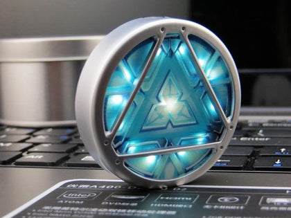 2020Hot sale Iron MAN 3 ARC REACTOR LED Flash USB Flash Drive 8GB 16GB 32GB 64GB - Go Buy Dubai