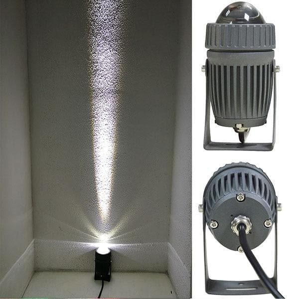 Newest Design Waterproof IP65 Outdoor led spotlight 10W Led Spot Light Outdoor lighting Narrow Angle spike pin light