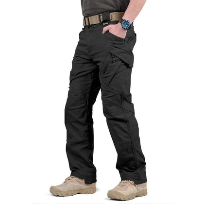 S.ARCHON IX9 City Military Tactical Cargo Pants Men SWAT Combat Army Trousers Male Casual Many Pockets Stretch Cotton Pants - Go Buy Dubai