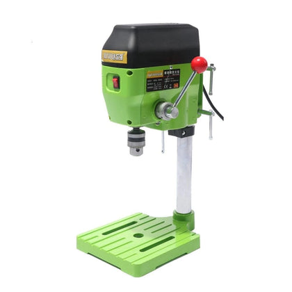 AMYAMY  Mini drill machine Drill Press Bench Small Drilling Machine Work Bench EU plug 580W 220V 5169A - Go Buy Dubai