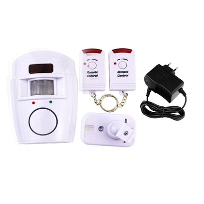 Wireless Movement Sensor PIR Infrared Motion Sensor Alarm Detector Door Window Anti-Theft - Go Buy Dubai
