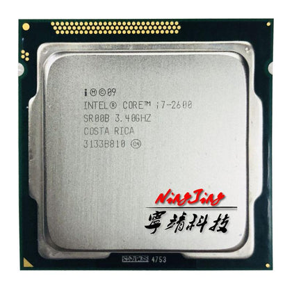 Intel Core i7-2600 i7 2600 3.4 GHz Quad-Core CPU Processor 8M 95W LGA 1155 - Go Buy Dubai